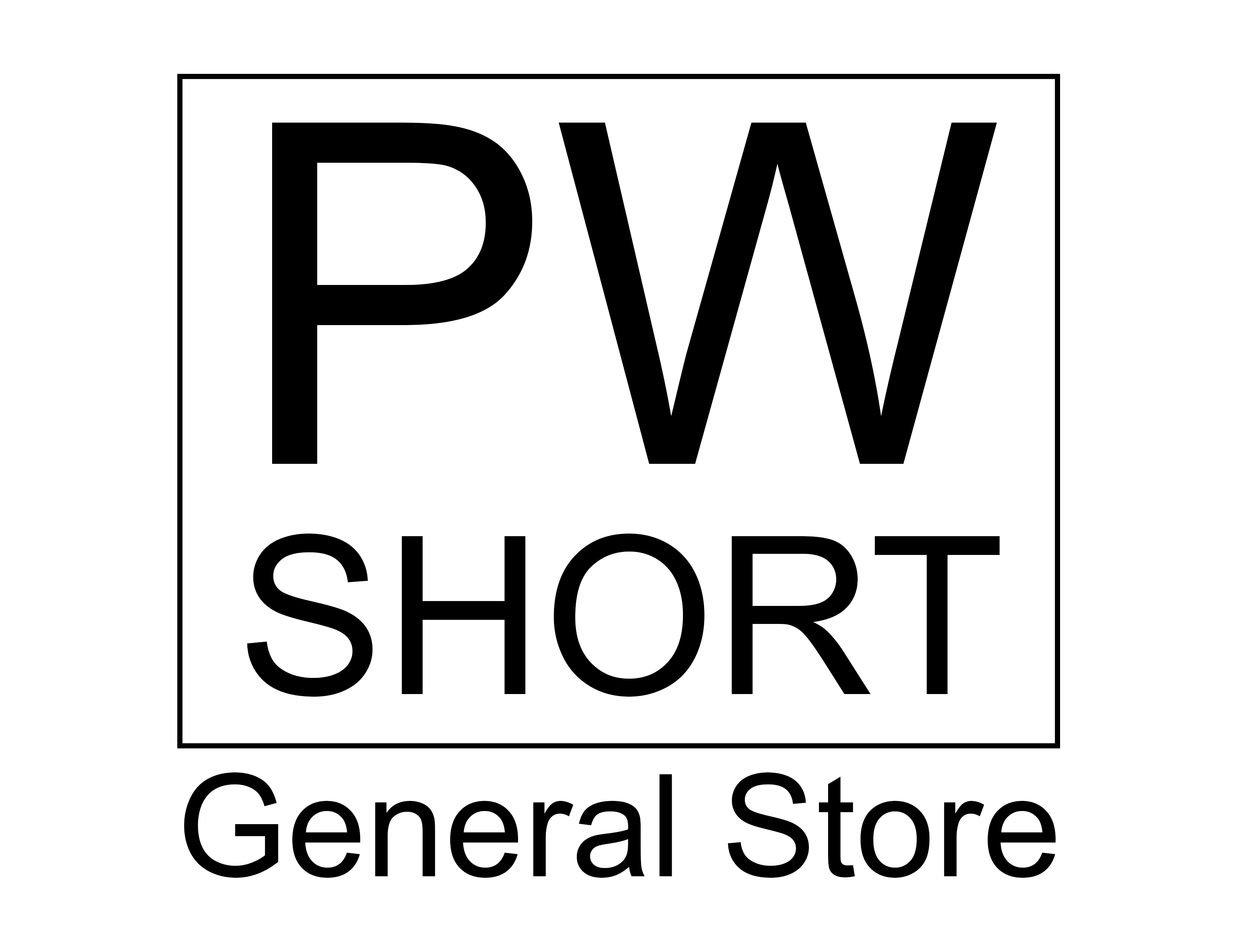 PW Short General Store